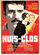 Affiche Huis Clos