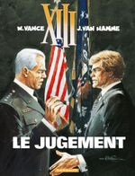 Couverture Le Jugement - XIII, tome 12