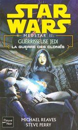 Couverture Guérrisseuse Jedi - Star Wars : MedStar, tome 2
