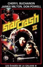 Affiche Star Crash 2