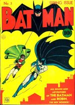 Couverture Batman (1940 - 2011)