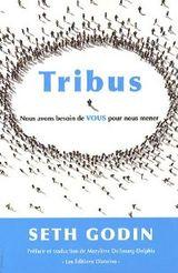 Couverture Tribus - NOus avons besoin de VOUS pour nous mener