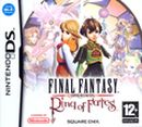 Jaquette Final Fantasy Crystal Chronicles : Ring of Fates