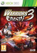 Jaquette Warriors Orochi 3
