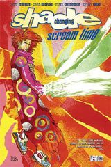 Couverture Scream Time - Shade the Changing Man, tome 3
