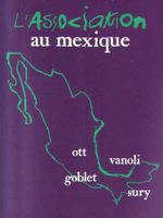 Couverture L'Association au Mexique