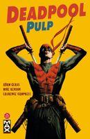 Couverture Deadpool Pulp