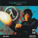 Jaquette Team Fortress Classic