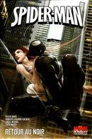 Couverture Spider-Man : Retour au Noir