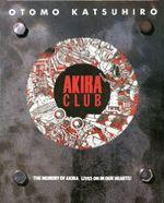 Couverture Akira Club