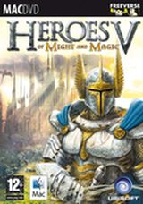 Jaquette Heroes of Might and Magic V