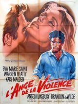 Affiche L'Ange de la violence