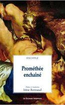 Couverture Promethée enchaîné