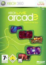 Jaquette Xbox Live Arcade Compilation Disc