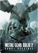 Jaquette Metal Gear Solid 2 : Bande Dessinée