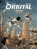 Couverture Ravages - Orbital, tome 4