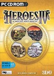 Jaquette Heroes of Might and Magic IV