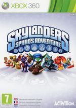 Jaquette Skylanders : Spyro's Adventure