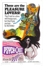 Affiche Psych-out