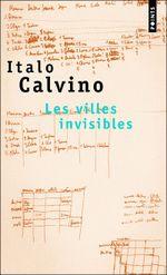 Couverture Les Villes invisibles