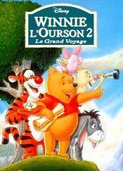 Affiche Winnie l'Ourson 2 : Le Grand Voyage