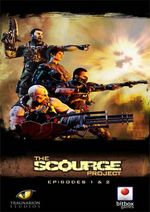 Jaquette The Scourge Project : Episode 2