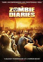Affiche Journal d'un zombie