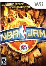 Jaquette NBA Jam