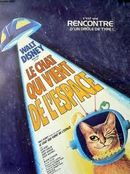 Affiche Le Chat qui vient de l'espace