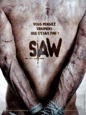 Affiche Saw V