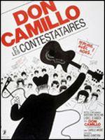 Affiche Don Camillo et les contestataires