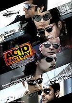 Affiche Acid Factory
