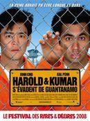 Affiche Harold & Kumar s'évadent de Guantanamo