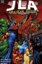 Couverture JLA - American dreams