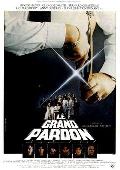 Affiche Le Grand Pardon