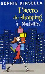 Couverture L'Accro du shopping à Manhattan