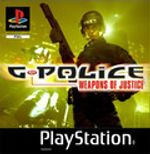 Jaquette G-Police : Weapons of Justice