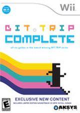 Jaquette Bit.Trip Complete