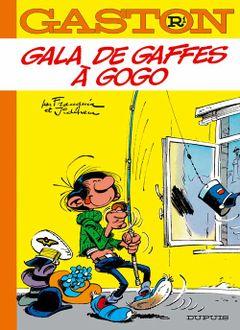 Couverture Gala de gaffes à gogo - Gaston (première série), tome R1