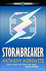 Couverture Stormbreaker - Alex Rider, tome 1