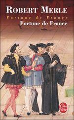 Couverture Fortune de France, tome 1