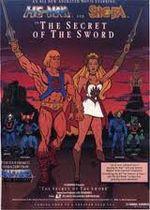Affiche Les Maîtres de l'univers : Le Secret de l'épée