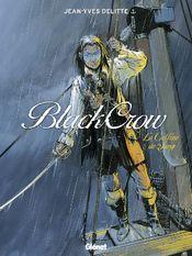Couverture La Colline de sang - Black Crow, tome 1