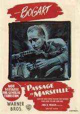 Affiche Passage pour Marseille