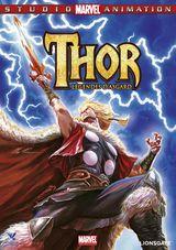 Affiche Thor : Légendes d'Asgard