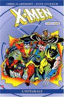 Couverture 1975-1976 - X-Men : L'Intégrale, tome 1