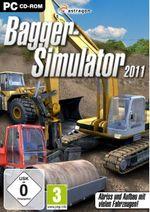 Jaquette Bagger simulator