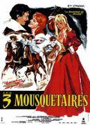 Affiche La Vengeance de Milady - Les Trois Mousquetaires : 2ème époque