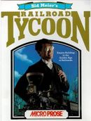 Jaquette Sid Meier's Railroad Tycoon