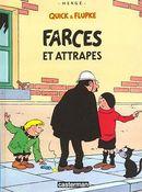 Couverture Farces et attrapes - Quick & Flupke, tome 10